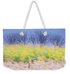 Wind Strokes Weekender Tote Bag