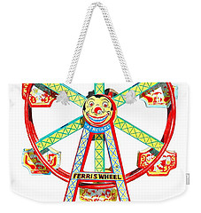 Wind-up Ferris Wheel Weekender Tote Bag