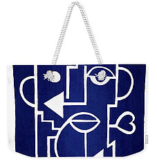 Wind Up Man By Erod Art Weekender Tote Bag