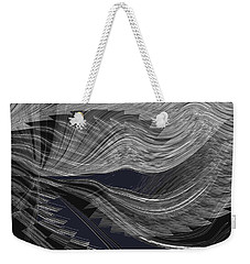 Wind Whipped Weekender Tote Bag