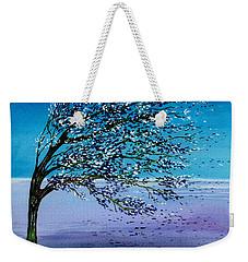 Windblown Weekender Tote Bag