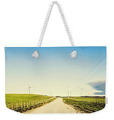 Windfarm Way Weekender Tote Bag