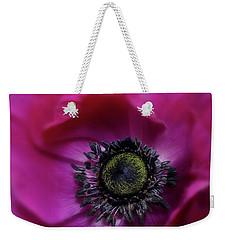 Windflower Weekender Tote Bag