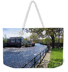 Winding River Weekender Tote Bag