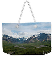 Winding Water Ways Weekender Tote Bag