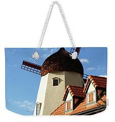 Windmill At Solvang, California Weekender Tote Bag