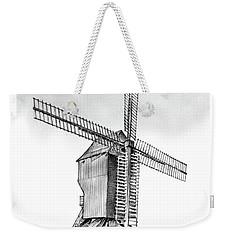 Windmill At Valmy Weekender Tote Bag