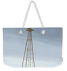 Windmill Weekender Tote Bag by Terry Frederick