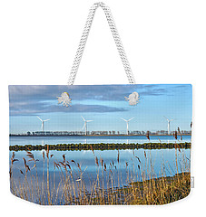 Windmills On A Windless Morning Weekender Tote Bag