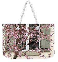 Window Blossoms Weekender Tote Bag