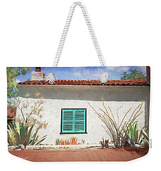 Window In Oracle Weekender Tote Bag