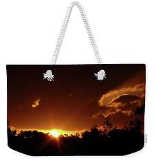 Window In The Sky Weekender Tote Bag