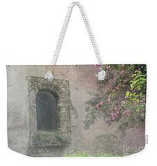 Window In The Wall Weekender Tote Bag