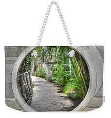 Window Into China Weekender Tote Bag