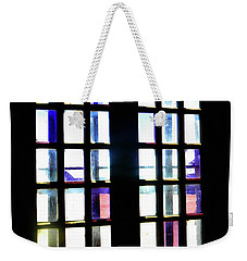 Window Paint Weekender Tote Bag