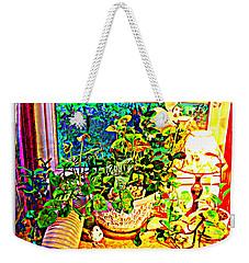 Window Plant Weekender Tote Bag