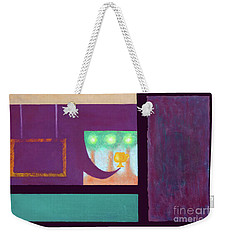 Window Seat Weekender Tote Bag