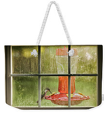 Window Sweet Weekender Tote Bag