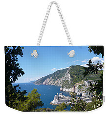 Window To The Sea Weekender Tote Bag