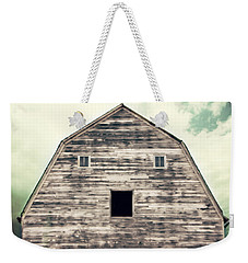 Window To The Soul Weekender Tote Bag by Julie Hamilton