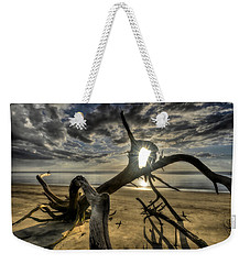 Window To The Sun Weekender Tote Bag
