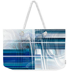 Window To Whirlpool Weekender Tote Bag by Thibault Toussaint