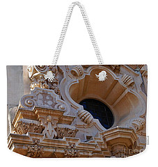 Window  Zoom In Balboa Park San Diego Weekender Tote Bag