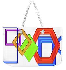 Windows 5 Of 5 Weekender Tote Bag
