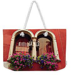 Windows In Venice Weekender Tote Bag by Tamara Sushko