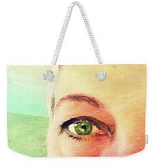 Windows Of My Soul Weekender Tote Bag