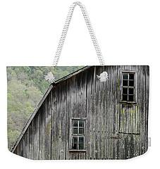 Windows Of The Past Weekender Tote Bag