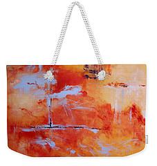 Winds Of Change Weekender Tote Bag by M Diane Bonaparte