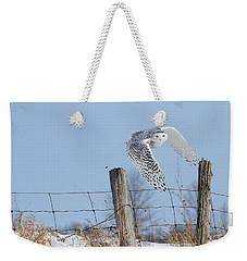 Windswept Glory Weekender Tote Bag