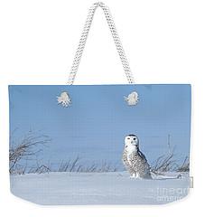 Windswept Plains Weekender Tote Bag by Heather King