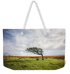Windswept Tree Weekender Tote Bag