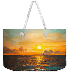 Windward Weekender Tote Bag