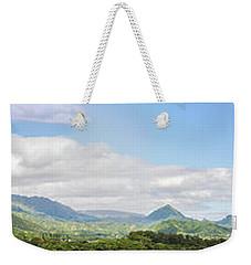 Windward Panorama 1 Weekender Tote Bag