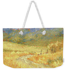 Windy Autumn Dop Weekender Tote Bag