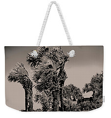 Windy Day At Beach Weekender Tote Bag