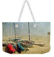 Windy Day At The Beach Weekender Tote Bag