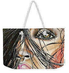 Windy Daze Weekender Tote Bag