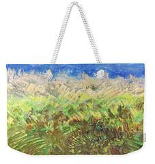 Windy Fields Weekender Tote Bag