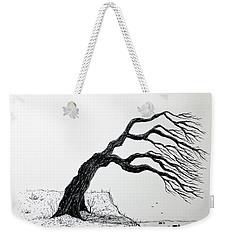 Windy Guide Weekender Tote Bag