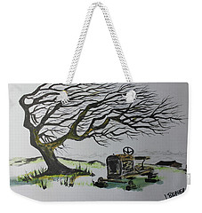 Windy Ridge Weekender Tote Bag