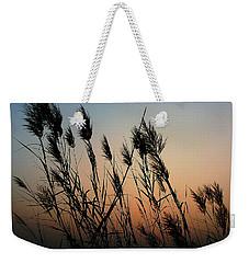 Windy Sunset Weekender Tote Bag