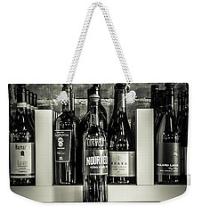 Wine IIi Weekender Tote Bag by Randy Bayne