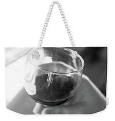 Wine In Hand Weekender Tote Bag