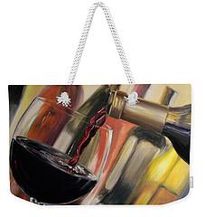 Wine Pour II Weekender Tote Bag