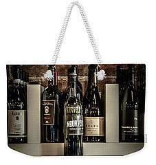 Wine Weekender Tote Bag by Randy Bayne