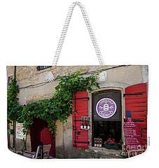 Wine Shoppe Weekender Tote Bag